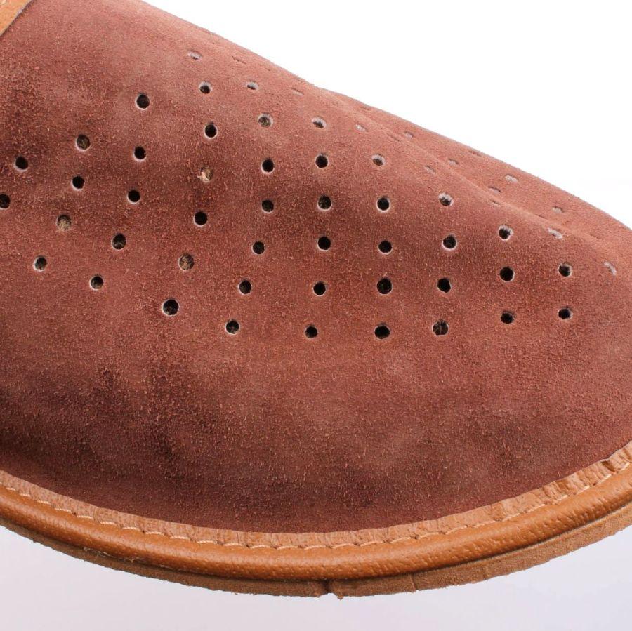 b3e1d8f3ec83c Pantofle męskie brązowe 20zl 011804 r. 44