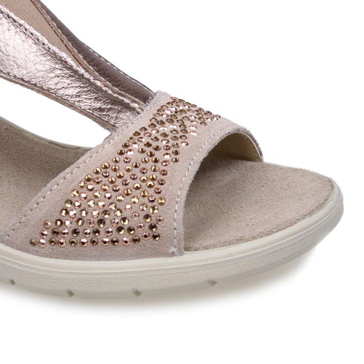 IMAC 309160 26802013 champagnebeige, sandały damskie